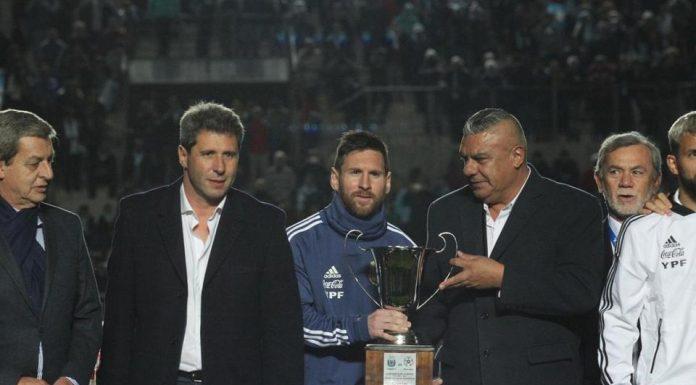 Akhirnya.. Messi Sumbang Trofi Pertama tuk Argentina