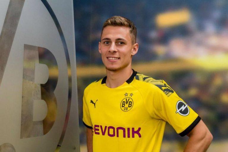 Gabung Dortmund, Thorgan Hazard Punya Ambisi Pribadi