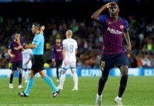 Barcelona Bantah Kabar Jual Dembele dan Beli Neymar