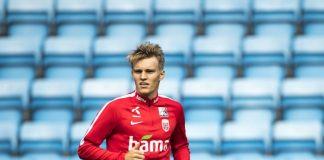 Bayern Leverkusen Terdepan Dapatkan Odegaard
