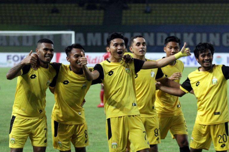 Bhayangkara FC Andalkan Ball Possession Tuk Bungkam PSS