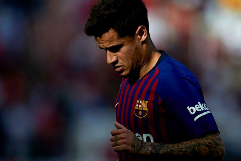 Barcelona Buka Kans Pinjamkan Coutinho ke Klub Lain