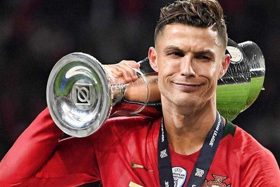 Sabet Juara UEFA Nations League, Ronaldo Unggul Jauh dari Messi