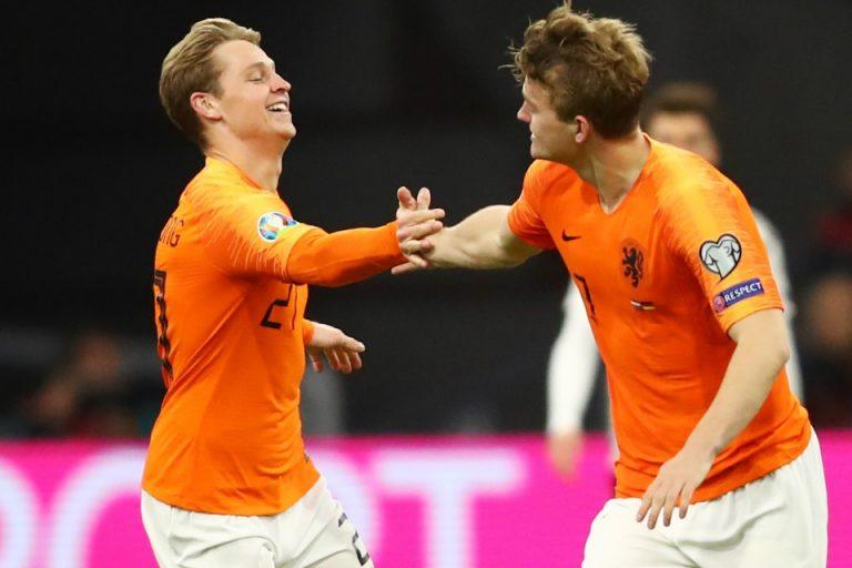 Kepercayaan Diri Gelandang Timnas Belanda di Kompetisi UEFA Nations League