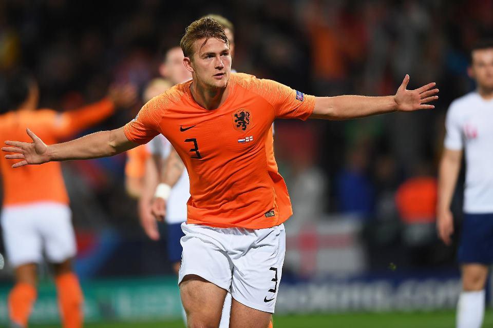 De Jong Ungkap Kunci Kemenangan Belanda atas Inggris