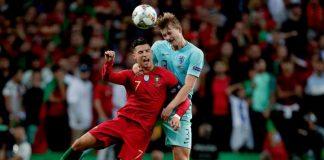 Inilah Andil Ronaldo Terhadap Perekrutan De Ligt!