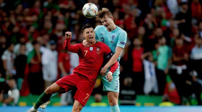 De Ligt Akui Pemain Portugal Mengajaknya Gabung Juventus