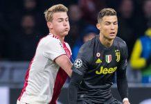 De Ligt: Ronaldo Bukan Alasan Utama Dirinya Gabung Juventus