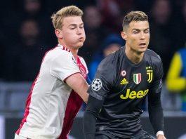 De Ligt ke Juventus Karena Ronaldo, Benarkah