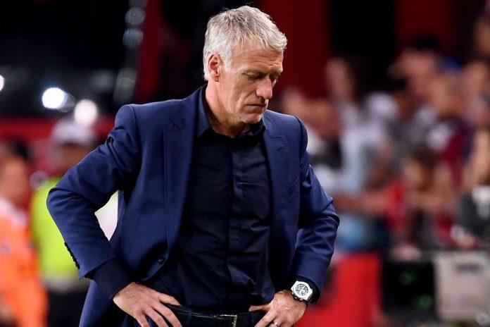 Denied Turkey, Pelatih Prancis: Pasti!