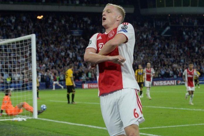 Bintang Muda Ajax Menjadi Alternatif Andai Madrid Gagal Datangkan Pogba