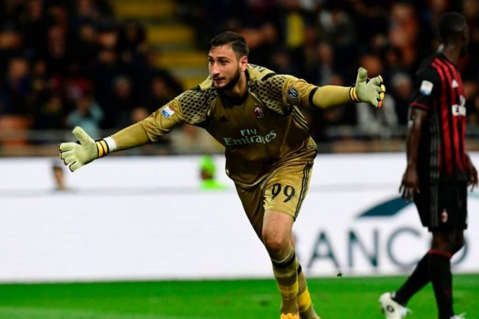Ditinggal De Gea, Man United Lirik Kiper AC Milan