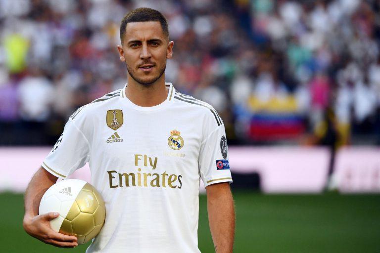 Morientes Sebut Hazard Takkan Bisa Ganti Peran Ronaldo di Madrid