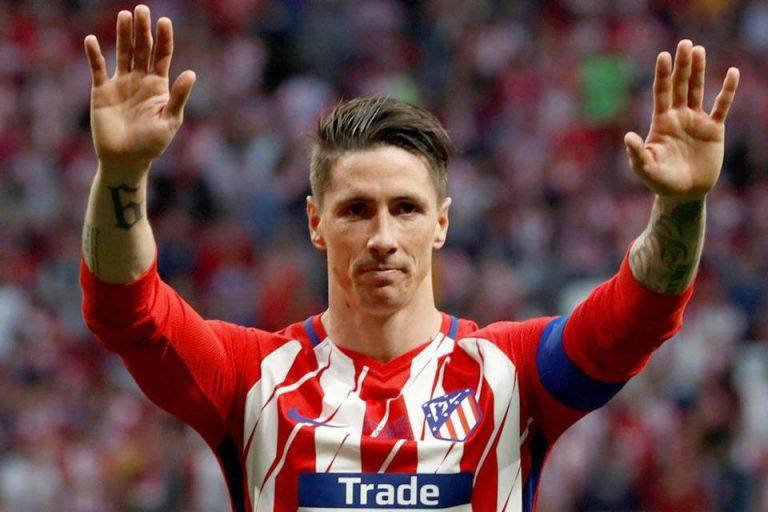 Fernando Torres Umumkan Pensiun Dari Lapangan Hijau