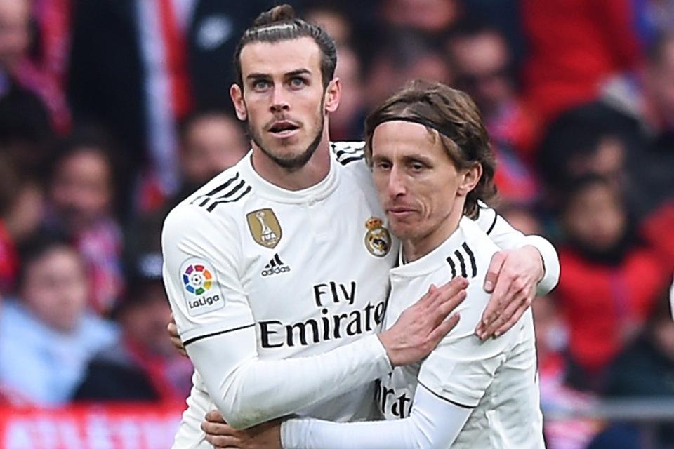 Diam-Diam, Inter Bidik Bintang Real Madrid Kembali