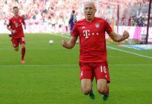 Gladbach Bantah Ingin Rekrut Robben
