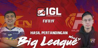 Minggu Keempat Big League FIFA 19 FUT: Skuat Sultan Berhasil Dijnakkan!