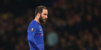 Gonzalo Higuain Siap Merapat ke Tim Italia Lain?