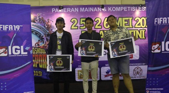Amateur Championship Jakarta Sumbangkan Tiga Juara, Siapa Saja?