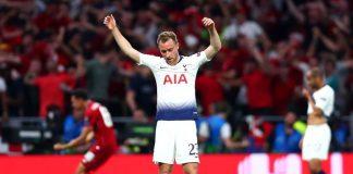 Inginkan Eriksen, Spurs Tuntut Satu Syarat pada Real Madrid