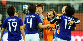 Inilah Alasan Asia Bangga Miliki Timnas Wanita Jepang!
