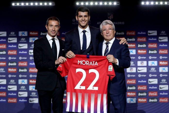 Inilah Ancaman Chelsea Kepada Atletico Terkait Alvaro Morata!