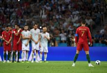 Inilah Sosok yang Mengajari Cristiano Ronaldo Tendangan Bebas!
