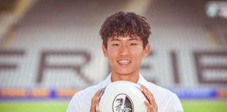 Jeong Woo Yeong