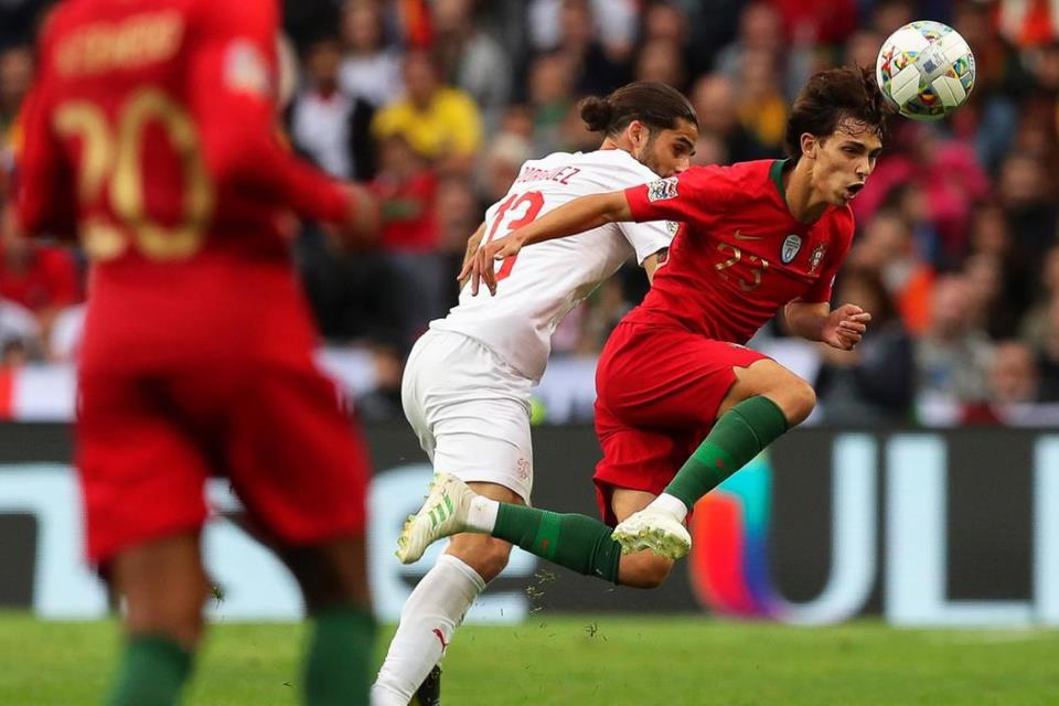 Joao Felix Tidak Gugup Main Bareng Ronaldo
