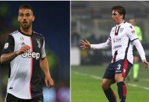 Juventus dan Roma Sepakat Tukar Guling Pemain