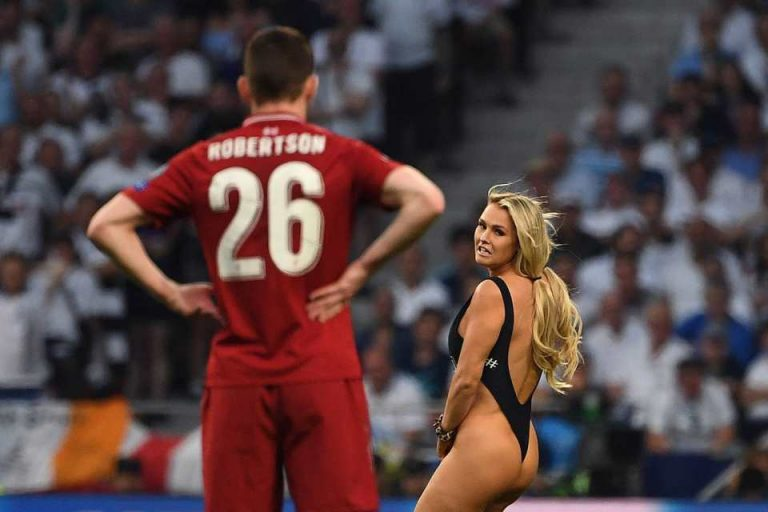 Alasan Kinsey Menyusup di Laga Final Liga Champions