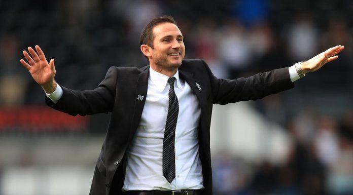 Derby County Buka Pintu Negosiasi Lampard dengan Chelsea