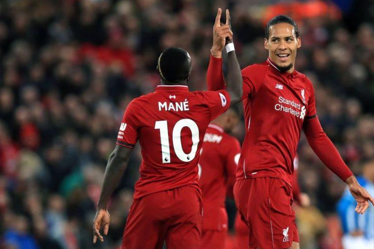 Ronaldo Jagokan Liverpool di Final UCL