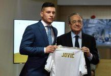 Jovic Sebut Striker Madrid Sebagai yang Terbaik di Dunia