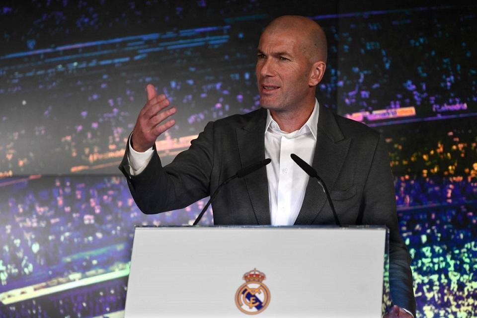 Madrid Siap Amankan Incaran Ketiga Zidane, Siapa