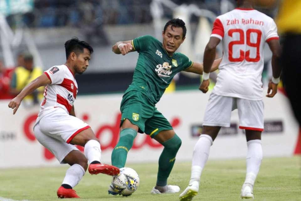 Tekuk Persebaya, Madura United Melaju ke Semifinal Piala Indonesia