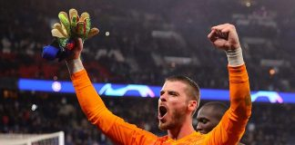 Manchester United Segera Perbarui Kontrak David De Gea