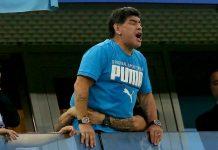 Maradona Sebut Negara Tonga Bisa Kalahkan Argentina