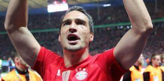 Matt Hummels Resmi Kembali ke Pelukan Dortmund