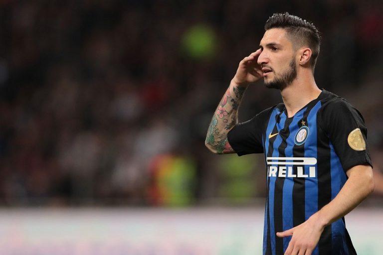 Matteo Politano Resmi Direkrut Inter Milan