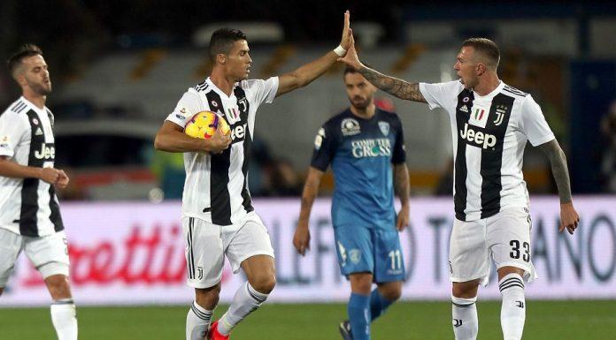 Matuidi Kaget dengan Latihan Cristiano Ronaldo, Seperti Apa