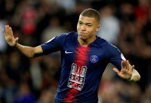 Mbappe Langsung Bete Ketika Ditanya Soal Real Madrid