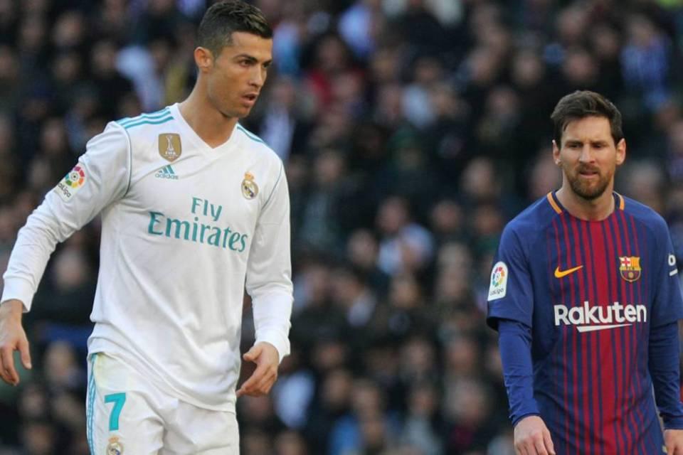 Messi Hanya Lihat Ronaldo Sebagai Rival, Bukan Maradona