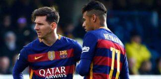 Dibanding Datangkan Griezmann, Messi Lebih Suka Barca Pulangkan Neymar