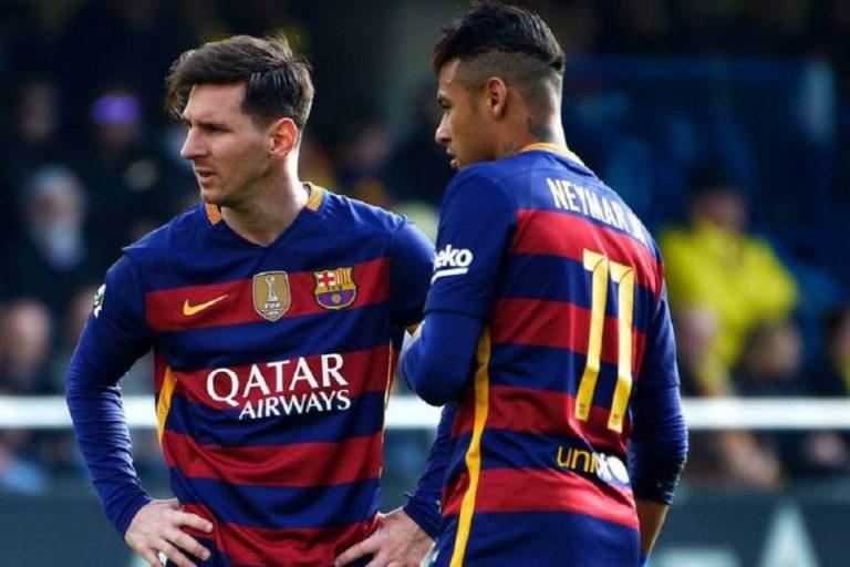 Reuni Messi-Neymar Dikabarkan Akan Gagal