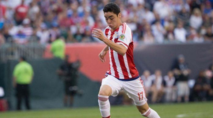 Gelandang Paraguay Tersanjung Diminati Real Madrid