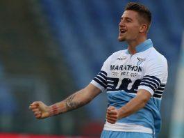 PSG Buka Tawaran Pertama untuk Gaet Bintang Lazio.