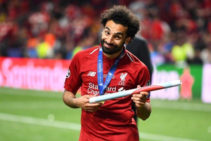 Liverpool Siapkan Kontrak Baru Untuk Mo Salah
