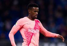 PSG Bidik Fullback Potensial Barcelona