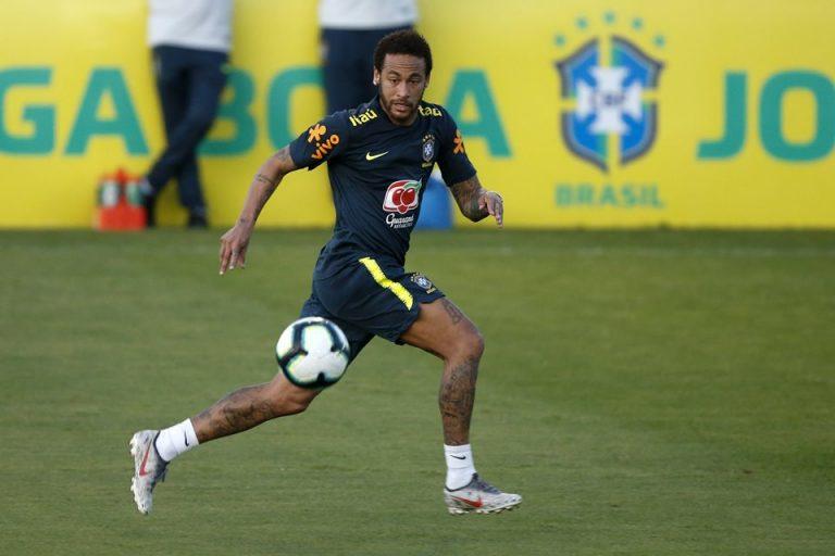 Tite: Neymar Lebih Hebat dari Hazard